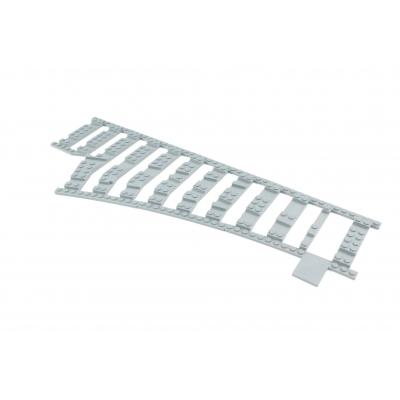 Ballast Plaat Wissel Links R104