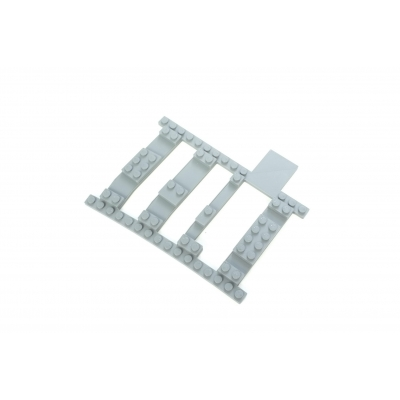 Ballast Plaat voor Wissel Schakelaar Links R104 met schakelaar aan buitenkant