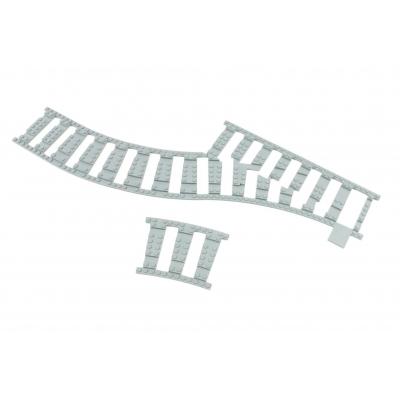 Ballast Plaat voor R56 Wissel Links