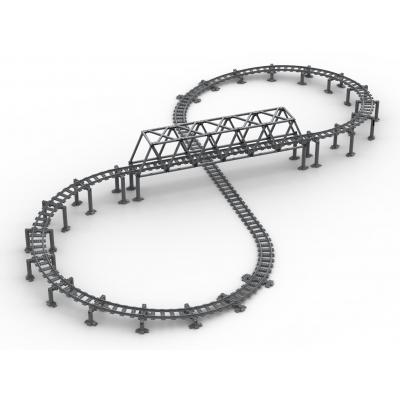 Infinity Loop met brug
