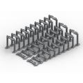 Complete Brug 2.0 omvat 2 x helling en 1 x hoogste