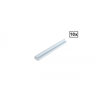 Rechte Rails Set 1/2 10x
