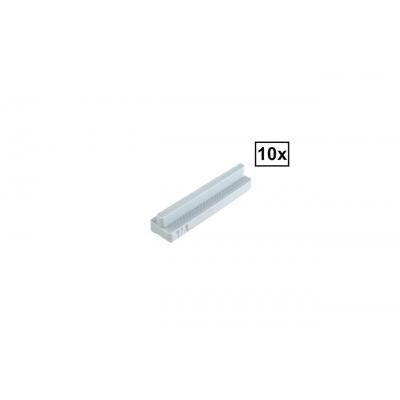 Rechte Rails Set 1/4 10x