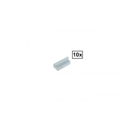 Rechte Rails Set 1/8 10x