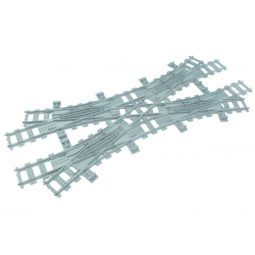 Engels Kruiswissel R104 (Double Slip Crossover R104)